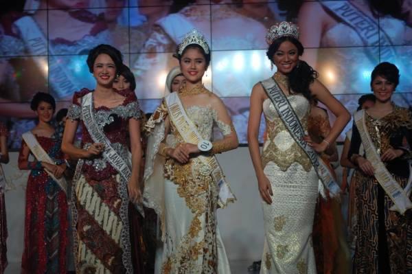 Suci Nurhadiah Terpilih menjadi Puteri Indonesia Jawa Barat 2013