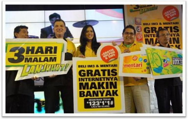 Program Layanan Indosat : 3 Hari 3 Malam Lanjuuut