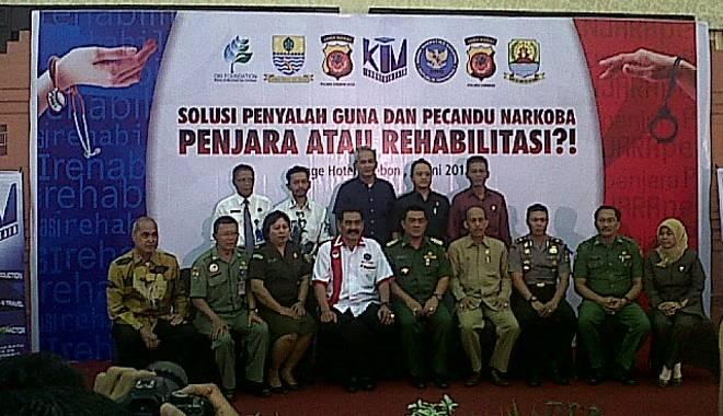 BNN Sukses Gelar Seminar Save Indonesia Muda