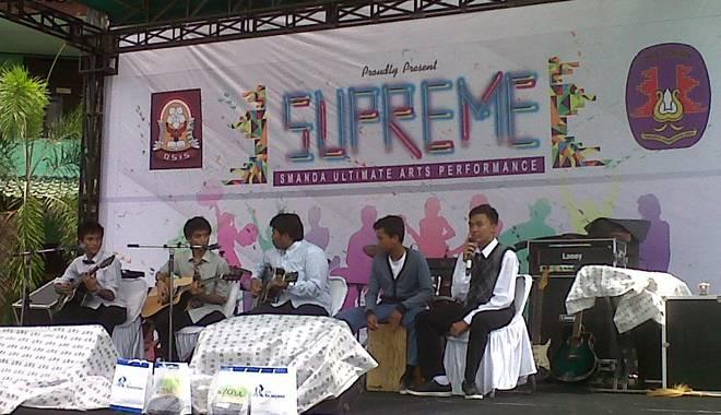 Pentas Seni Ala Smanda Cirebon Bertajuk 'Exceed Your Limit With Arts'