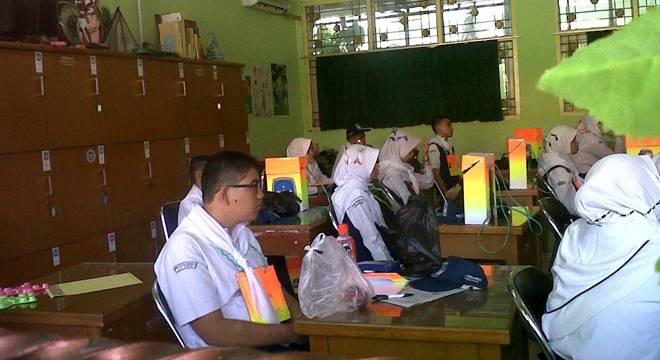 610 Peserta Didik Baru Ikuti MOSPDB di SMAN 6 Kota Cirebon