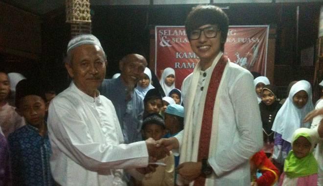 Sri Panggung Cirebon Gelar Acara Satu Sinergi Ramadhan