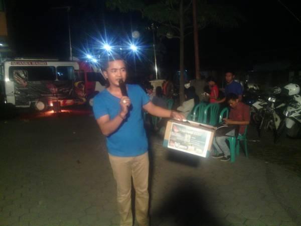 Kegiatan HUT Radio Nuansa Gelar Acara Malam Penggalangan Dana untuk Musibah Gunung Kelud