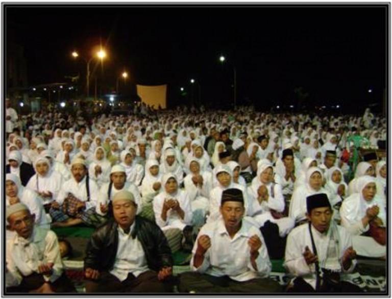 Majelis Dzikir Sholawat Nariyah : 10 Juli 2012
