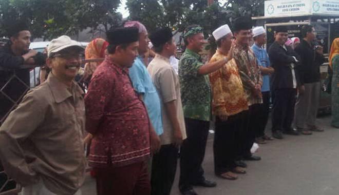 Sambut Bulan Suci Ramadhan, Ribuan Muslim di Cirebon Gelar Pawai Tarhib Ramadhan