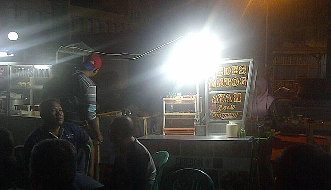 BAT Culinary Night, Wisata Kuliner Malam di Kota Cirebon