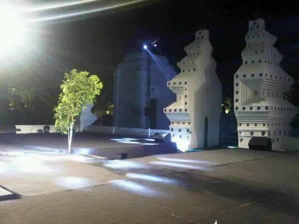 Nanti Malam ; Pentas Seni, Budaya dan Doa Digelar di Keraton Kanoman