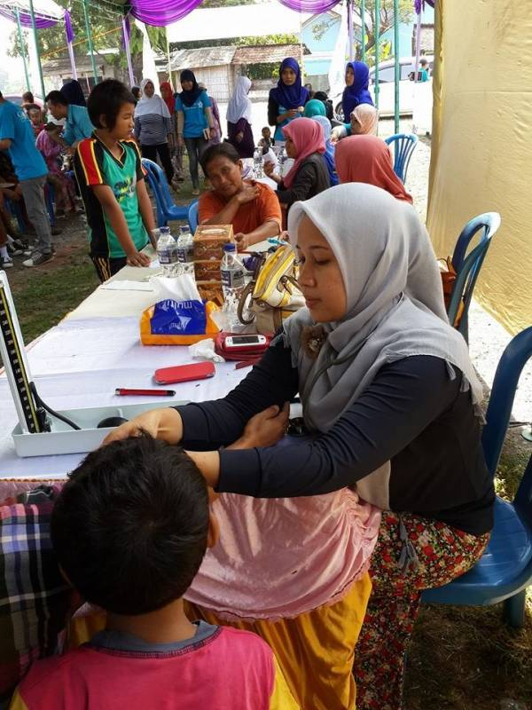 Bakti Sosial, Acara Utama PD Surabraja di Ulang Tahun ke-53