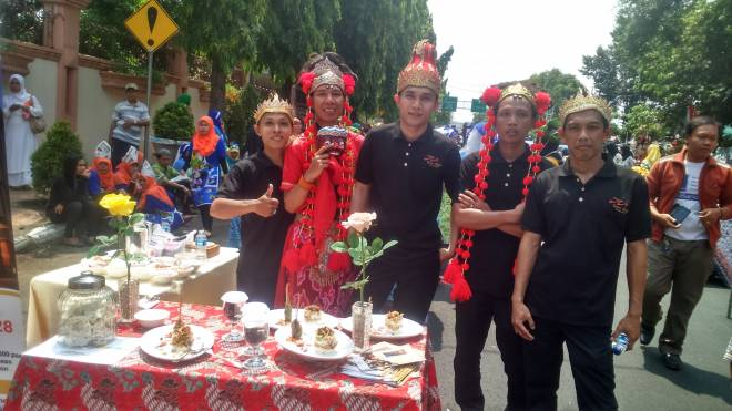 Serunya, Festival Sega Lengko 2014 di Cirebon