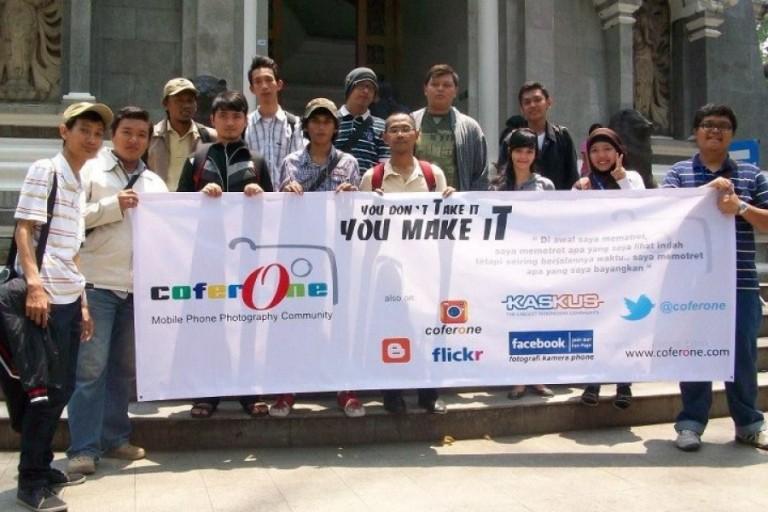 """Profile Komunitas Fotografi Kamera Ponsel """"coferONE Cirebon"""""""