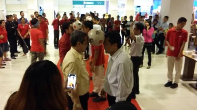 Rayakan Kemerdekaan 17 Agustus, CSB Mall Gelar Upacara dan Lomba