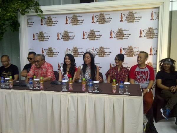 Grand Final Puteri Indonesia Jabar 2013 Siap Digelar Malam Ini di Grage Hotel