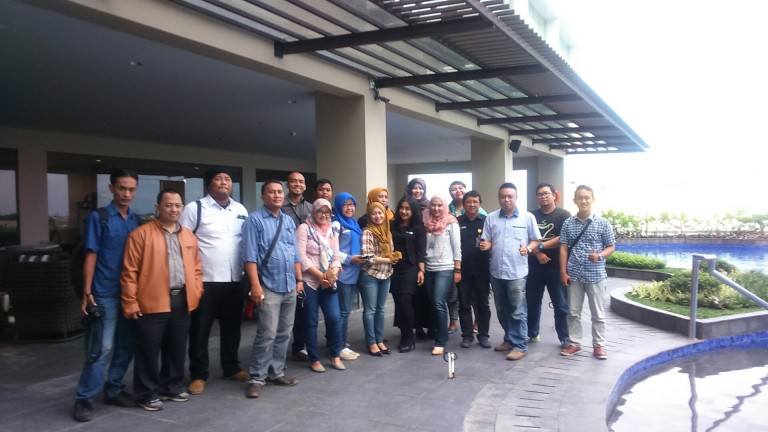 The Luxton Hotel Cirebon Gelar Media Gathering