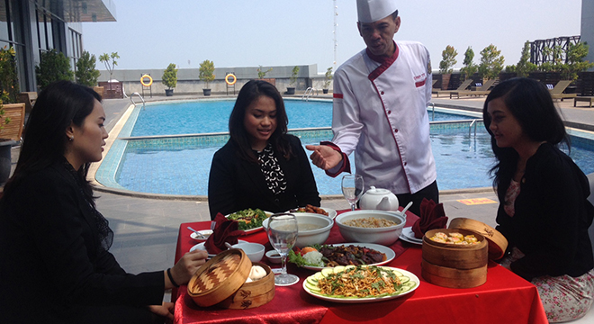 Swiss-BelHotel Cirebon Luncurkan Chinese Set Menu Package