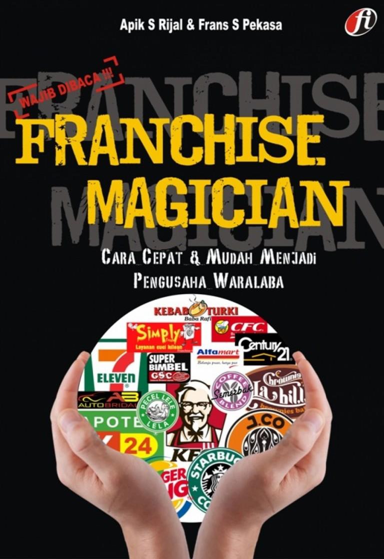 """Talkshow """"Franchise Magician """" 28 Juli 2012"""