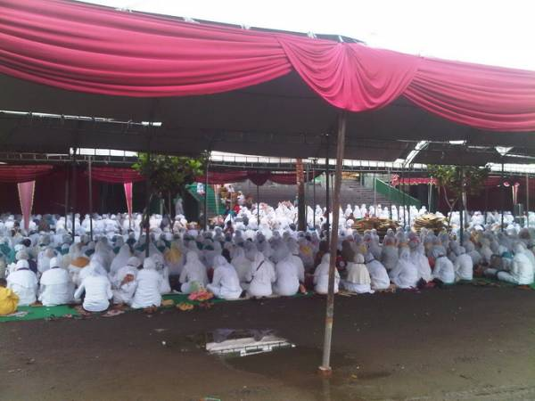 Baitul Ilmi Gelar Tausiyah dan Dzikir di Masjid Hijau Pegambiran