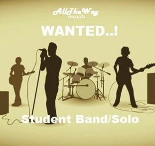 All The Way Records Cari Bibit Band/Solo Pelajar