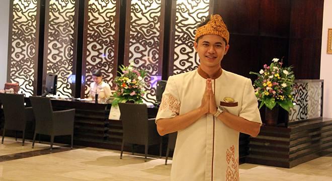Hotel Santika Cirebon Berikan Harga Sedulur Menyambut Ulang Tahun ke-646 Kota Cirebon