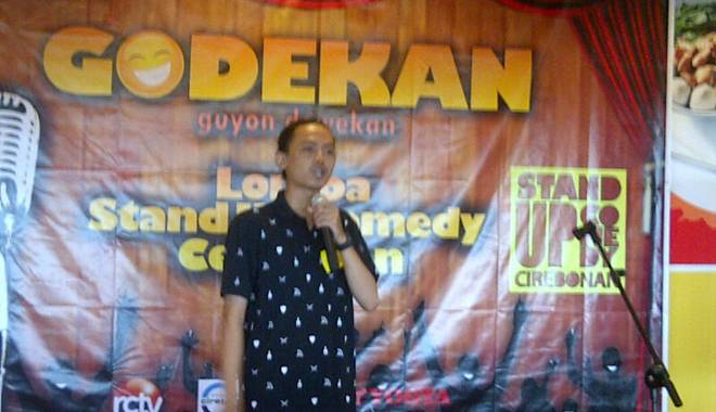 Lomba Godekan (Guyon Dewekan) Jadi Ajang Budayakan Bahasa Cirebon