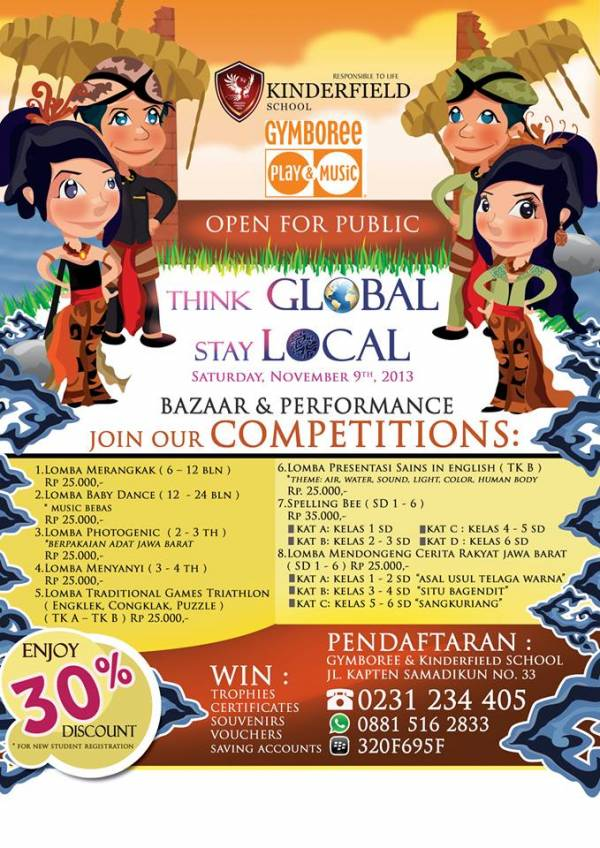 Think Global, Stay Local : Bazaar, Performance and Competition