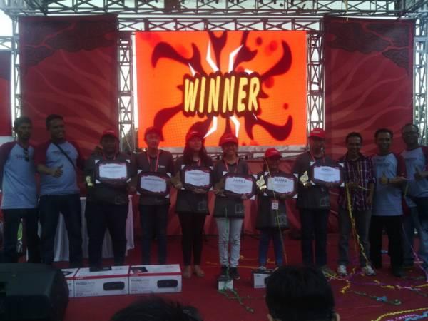 Lomba Foto Canon SK Marathon Sukses Digelar di Cirebon