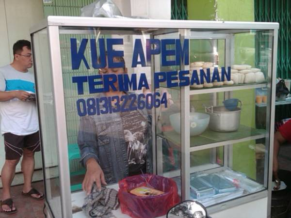 Kue Apem, Tradisi Masyarakat Cirebon di Bulan Shafar