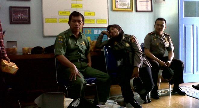 Pelatihan PBB Warnai MOSPDB di Spensa Cirebon