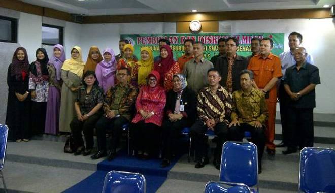 HPTSKes Gelar Pembinaan dan Diskusi Ilmiah Se-Wilayah III Cirebon
