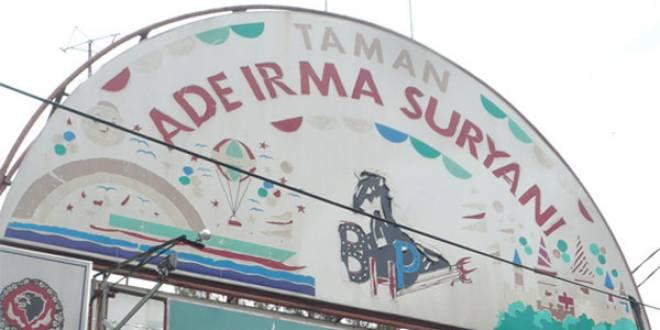 Masyarakat Ingin Taman Ade Irma Suryani Menjadi Taman Wisata Keluarga