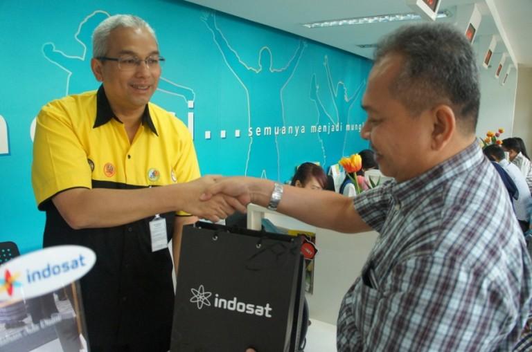 Komitmen Indosat Berikan Layanan Terbaik Bagi Pelanggan