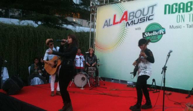 Shelter Radio Cirebon Menggelar Ngabuburit On The Road Bersama She Band