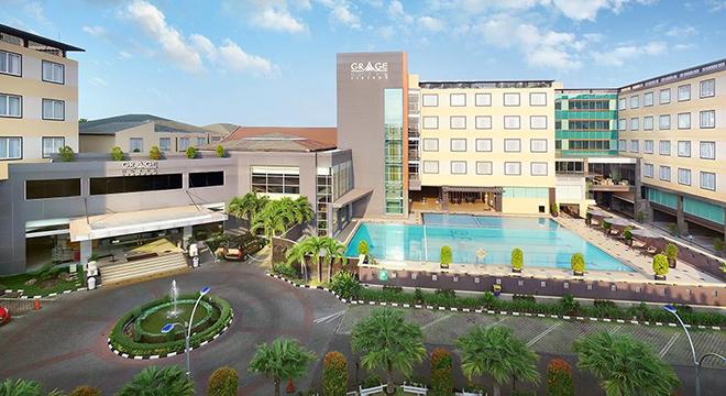 Menginap di Grage Hotel Cirebon Dapat Voucher Diskon