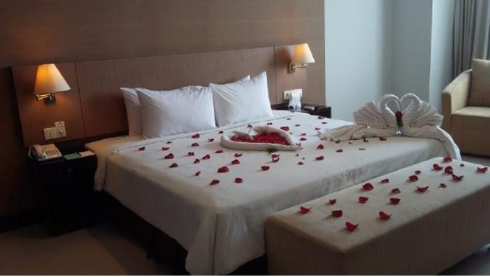 Grage Hotel Cirebon Tawarkan Season of Love Romantic Dinner