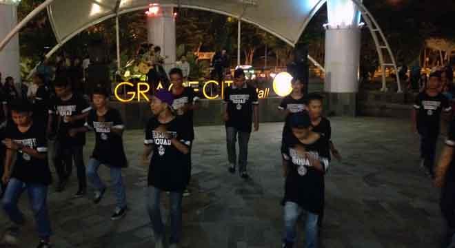 Komunitas Hip-Hop Cirebon Gelar Pameran di Grage City Mall