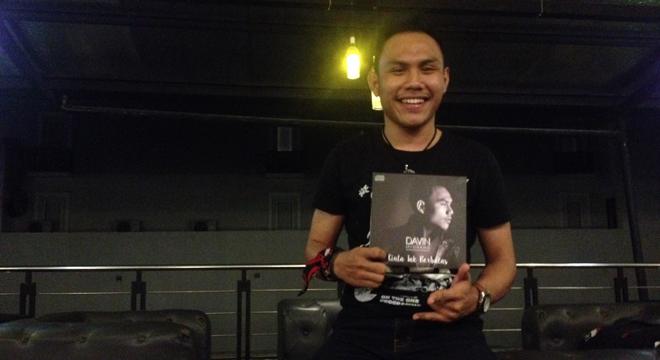 "Davin Sitohang, Promo Single ""Cinta Tak Berbalas"" di Cirebon"