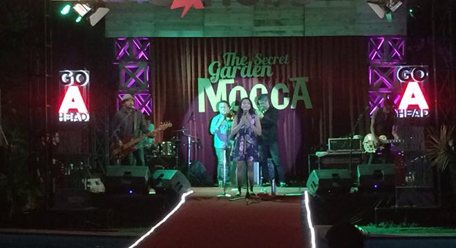 Mocca Band Meriahkan Ulang Tahun Aston Hotel Cirebon Ketiga