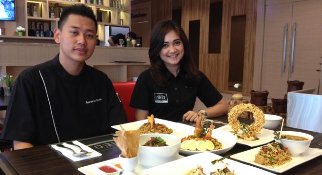 Hotel Neo Samadikun Cirebon Sajikan Kuliner Berbahan Dasar Mie