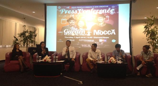 Mocca Band Akan Ramaikan Ulang Tahun Aston Hotel Cirebon Yang Ketiga