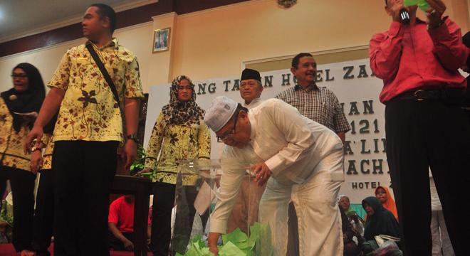 Hotel Zamrud Cirebon, Rayakan Ulang Tahun ke 11