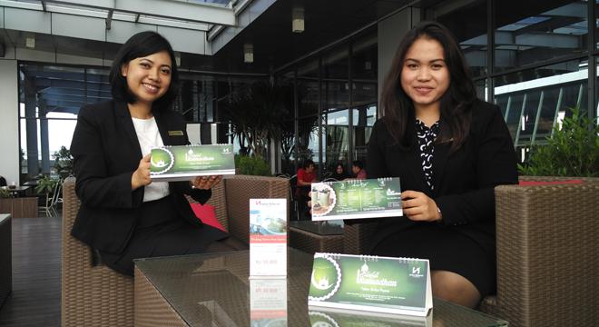 Swiss-Belhotel Cirebon, Tawarkan Paket Menarik Buka Puasa
