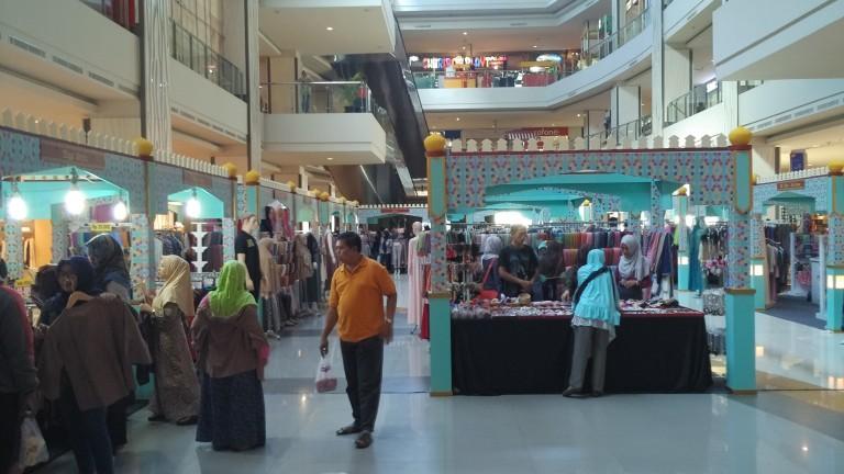 Selama Ramadhan, CSB Mall Manjakan Konsumen