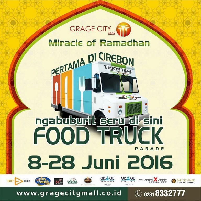 Miracle Of Ramadhan Ala Grage City Mall Cirebon