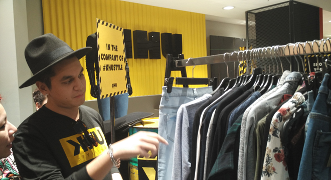 Kevin Julio Kenalkan KHU Style & Co Kepada Fashionista Cirebon