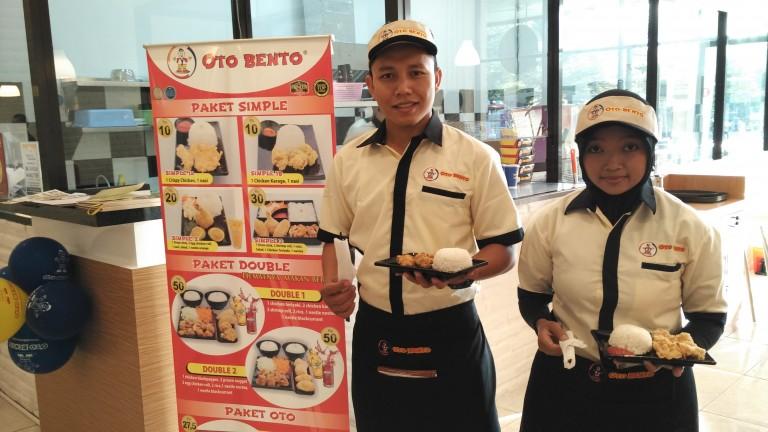 Oto Bento Kini Hadir di Grage City Mall Cirebon