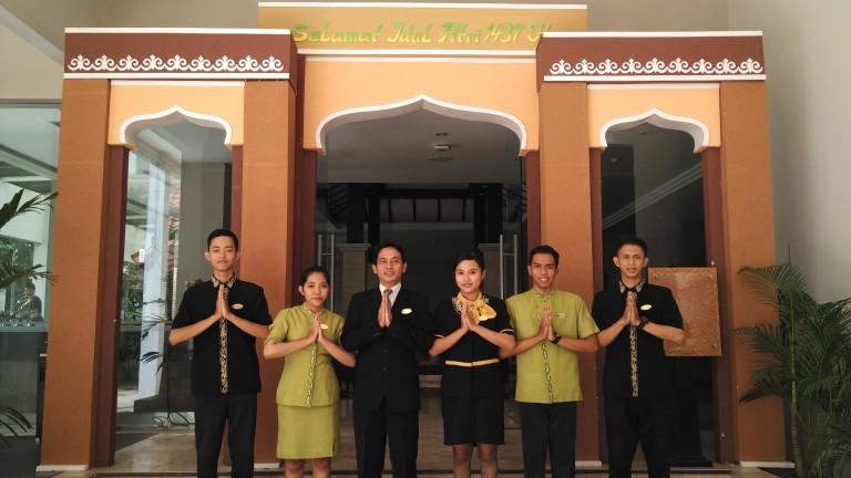 Santika Hotel Cirebon Tawarkan Paket Halal Bihalal