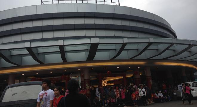 Jelang Idul Fitri, Tingkat Pengunjung di Grage Mall Cirebon Meningkat Drastis