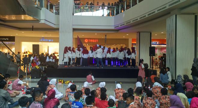 Meriahkan Hari Kemerdekaan, CSB Mall Gelar Berbagai Acara