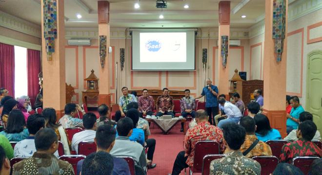 Pelaku Usaha dan Pemerintah Cirebon Saling Bersinergi