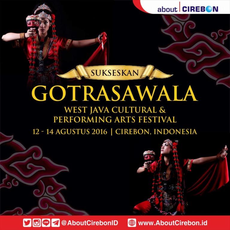 Goa Sunyaragi Menjadi Venue Utama Gotrasawala 2016