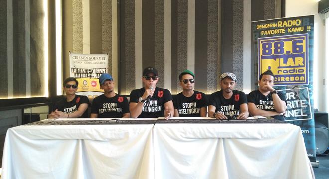 Repvblik Band Promo Single Terbaru di Cirebon
